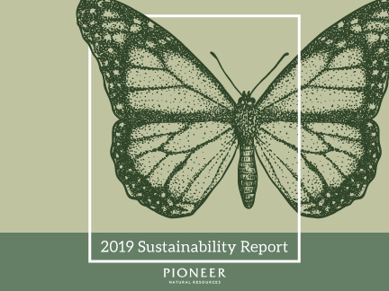 2019 Sustainability Cover