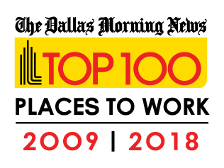 Top 100 Places to Work 2018